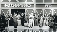 The Osbourne Brothers, Earl Scruggs, Jim and Jesse, Bill Monroe, The Whites, Ricky Skaggs, and Patty Loveless.