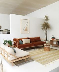 30 SCANDINAVIAN LIVING ROOM SEATING ARRANGEMENT IDEAS Seating arrangements can be one of the most hardest yet creative decisions you can take in your home. Even though, each layout is specifically designed for the room you are designing for you can a… Scandinavian Design Living Room, Home Decor Inspiration, Room Inspiration, House Interior, Living Room Scandinavian, Living Decor, Living Room Seating, Beautiful Living Rooms, Room Interior