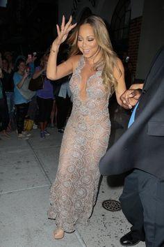 Mariah Carey Photos - 27th Annual GLAAD Media Awards in New York - Red Carpet - Zimbio