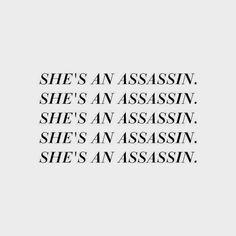 She's an assassin. She's an assassin. She's an assassin. She's an assassin. She's an assassin. Overwatch, Widowmaker, Cassandra Cain, John Mayer, Assassin, Dr Stephen Strange, Elf Rogue, Milady De Winter, Shao Jun