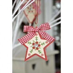 Cute Star Ornament.....