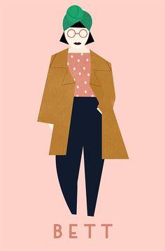 @Beth Nativ Rubin Williams Norris by Clare Owen :)