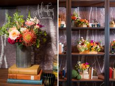 Brian Malarkey's GREEN ACRE Restaurant Featured with  ADORATIONS BOTANICAL ARTISTY in Ceremony Magazine San Diego 2015