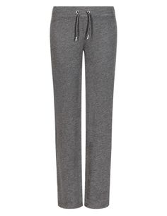Straight Leg Drawstring Joggers | M&S