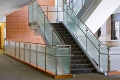 Stainless steel railing / cable / indoor - FORMS