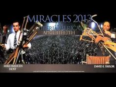 Upcoming Miracle Crusade in Liberia Africa with Mike Francen & David E. Taylor - April 2013