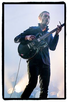 Editors at Rock Werchter 2012