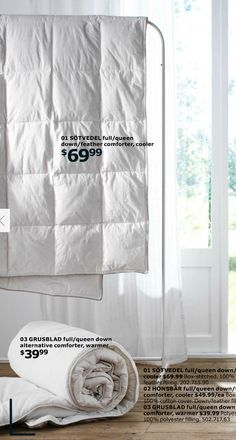 Down Comforter, Duvet, Utility Bed, Bedding Basics, Thinking Outside The Box, Bed & Bath, Home Decor Bedroom, Lotus, Comforters
