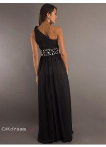 Sheath/Column Sleeveless Floor-Length Petite Formal Dresses