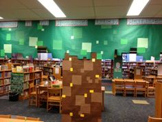 Makerspace in the Library!