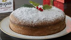 Chocolate Sweets, Love Chocolate, Vasilopita Cake, Greek Cake, New Year's Cake, Desert Recipes, Holiday Baking, Food To Make, Sweet Tooth