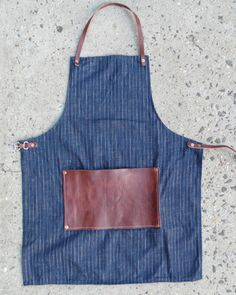 And so begins our new series exploring quality American made products entitled Quality. We're taking a gander at Stanley & Sons Apron and Bag Co. out of Brooklyn NY. There has been a st…