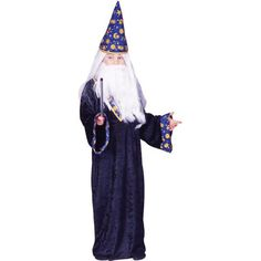 Our child's wizard outfit is the perfect mystical Halloween costume idea for any…