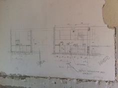 Design on the wall.  studioNA Jakub Nasiadko