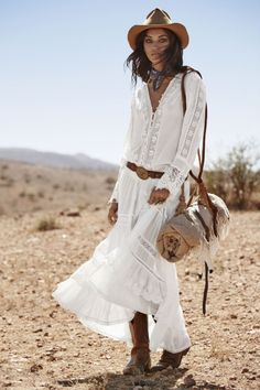 Boho bohemian hippie gypsy tati tati style. For more follow www.pinterest.com/ninayay and stay positively #inspired