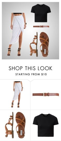 """""""Kendall"""" by glennyfranzen on Polyvore featuring Charlotte Russe, Maison Boinet and Steve Madden"""
