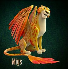 Migs (Elena of Avalor)