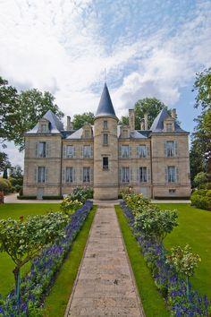 Châteaux Pichon-Longueville comtesse de lalande