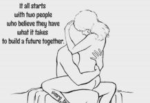 Love Quotes For Her: Love quote : Love : Top 100 love quotes for her photos #truth Build with someone…