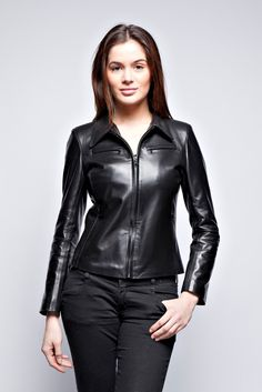 We are stocked with classics like men's leather jackets and women's leather jackets. In addition to traditional motorcycle jackets, we also feature some fantastic long coats and dusters.