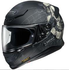 Shoei RF 1200 Brigand Helmet 1