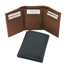 Secure Wallet RFID Blocking Leather Trifold. Let us source and imprint that perfect Promotional item or Gift  for your Business. Get a Free Consultation here:  http://www.promotion-specialists.com/contact-us/get-a-free-consultation/
