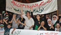 Syrian-women-rebels