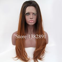 Cheap wig blue, Buy Quality wig fall directly from China wig dreadlocks Suppliers:     Ombre Brown Honey Blonde Synthetic Lace Front Wig Natural Straight Two Tone Color Heat Resistant Hair Lace Wig Afric