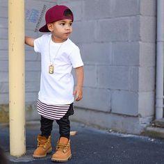 Kids streetwear More #KidsFashionSwag