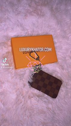 🛍 BOUJEE ON A BUDGET 🛒GET 25% OFF USING CODE SUMMER25 📲Follow our NEW account @juicykhator1 on TikTok for more! 💎Buy Now & Pay later with Affirm Luxury Closet, Wallet Pattern, Wallet Chain, Luxury Living, Leather Wallet, Budget, Coding, Budgeting, Purse Patterns
