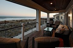 It took the work of three dedicated teams to make it perfect, but this beautiful Stone Harbor, New Jersey home captures the essence of exactly what its owners were looking for: the perfect beach getaway. Our friends at ASPIRE Metro shared photos of the completed project, and now we're just waiting for our invitation for a weekend stay.