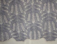 Frost Flowers Lace Pattern
