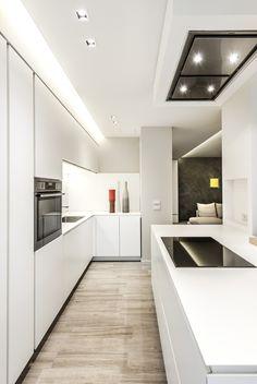 Cucina modello #Artex di #Varenna @poliformvarenna Luxury Kitchen Design, Interior Design Kitchen, Modern Interior, Interior Architecture, Kitchen Pantry, Kitchen Storage, Kitchen Dining, Minimal Kitchen, Kitchen Wall Colors