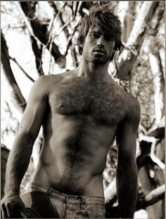 Hairy australian men nude