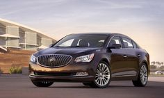 2017 Buick Lacrosse Revealed Before New York Auto Show Autoweek