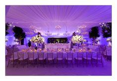kardashian-odom wedding reception decor by sacks productions