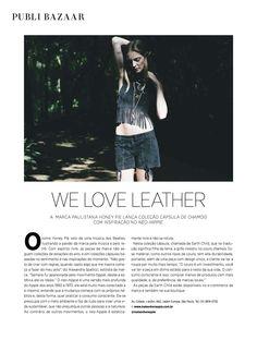 Revista Bazaar - Abril/2015