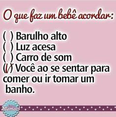E aí na sua casa o que faz o bebê acordar? www.petitebox.com.br  Fonte: @entremamaesInformaçoes do mundo materno!