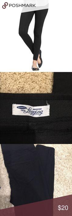 Old Navy super skinny legging Never worn! Super skinny legging. Black Old Navy Pants Leggings