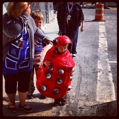 Mini-Dalek Cosplay