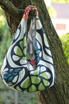 Lila-Lotta BLOG / Origami Market Bag