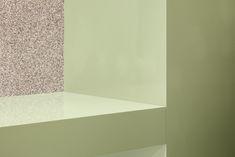 Interior Walls, Interior Design, Oak Bench, Architecture Magazines, Collage Frames, Acrylic Sheets, Design Language, Aarhus