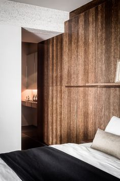 Bedroom - Loft in Brussels by Bart America