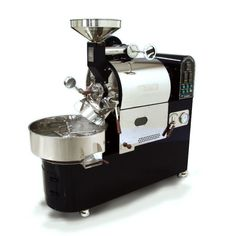 Coffee Roasting for your Home - Seems like amazing coffee --> I want that :)