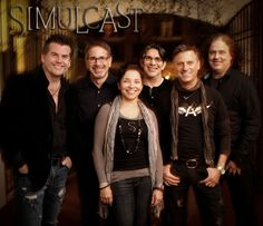 Bob Frier, Me, Gladys Justiniano, Tony Triozzi, Ben Van Hook, Mark Dawson