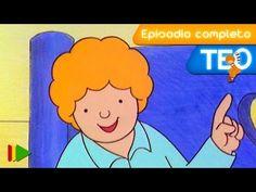 TEO (Español) - 24 - Teo se viste - YouTube