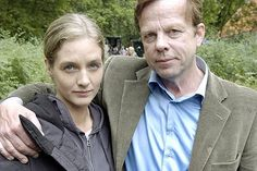 """The BBC are currently repeating the wonderful Swedish detective series """"Wallander"""" on and it is one of the few programmes I watch and. Detective Series, Mystery Series, Iconic Movies, Good Movies, Kurt Wallander, My Babysitter, Pop Musicians, Kenneth Branagh, Tv Detectives"""