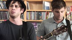 Foster The People: NPR Music Tiny Desk Concert, via YouTube.