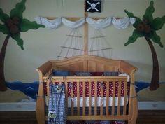 Vintage Vela Barco Pirata Pegatinas de Pared 3D Mural de Arte Decoración Hogar Oficina de cartel TO4