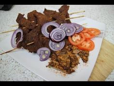 Nigerian Food Channel, Dishes, Cuisine, Delicacies: How to make Nigerian Suya – Nigerian Food Recipes
